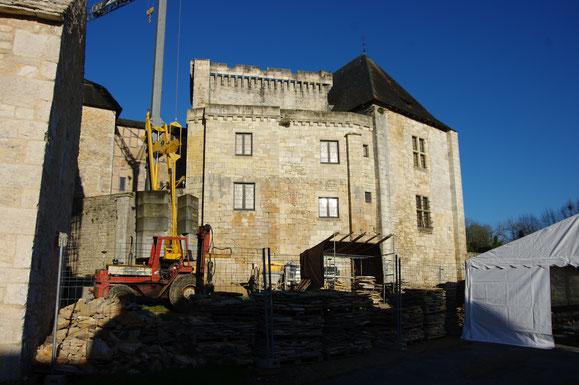 Château d'Ajat