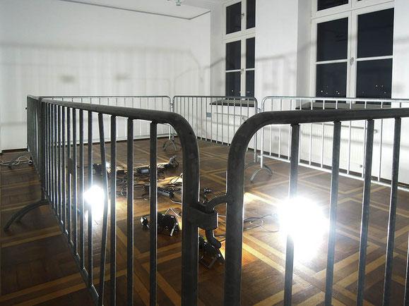 Brutkasten, Absperrgitter, Lampen, Steuerung, 115x230x450 cm