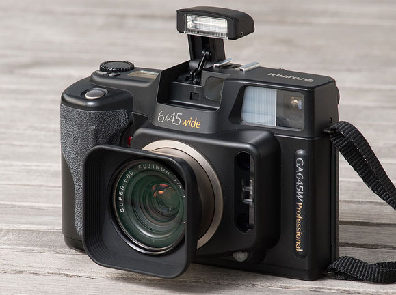 Erfahrungsbericht FUJIFILM GA645W Professional Wide, Mittelformatkamera . Foto: bonnescape
