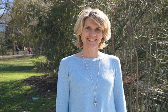 Porträt Eva Berkner, Shiatsu-Praktikerin, Raum Fürstenfeldbruck