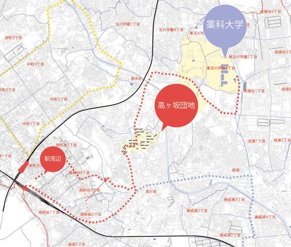 ... ・高ヶ坂団地地縁化計画/NKHT7