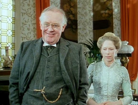 Monsieur Rucastle et son épouse