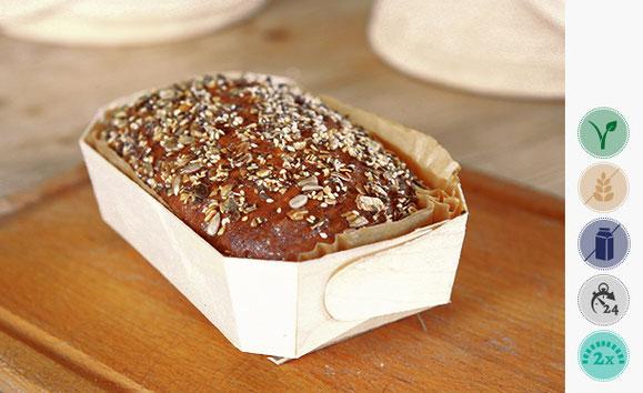 5-Elemente Brot