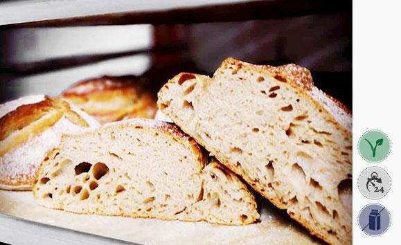 Ciabatta, Weizen Brot