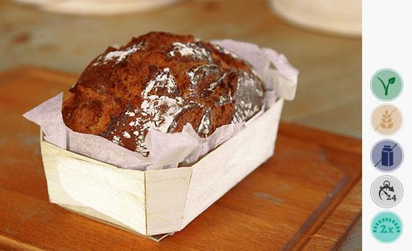 Gebirgler, Dinkel Roggen Brot