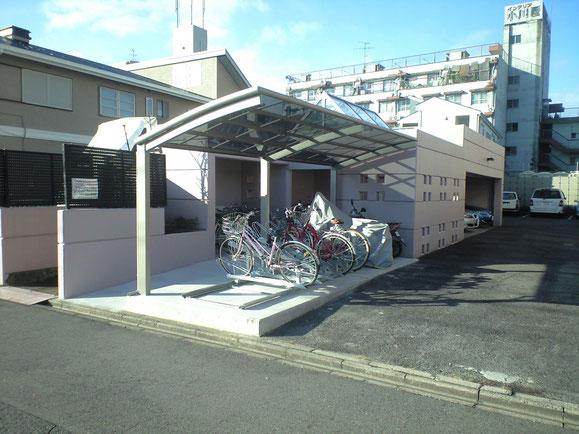 駐輪場設置