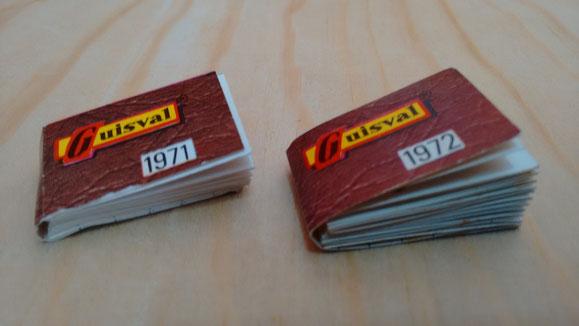 CATALOGO AÑO 1.971 Y 1.972