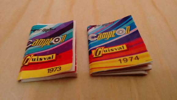 CATALOGOS 1.973 Y 1.974
