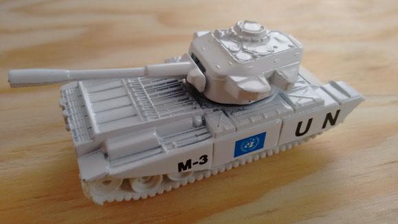 TANQUE M-3 UN