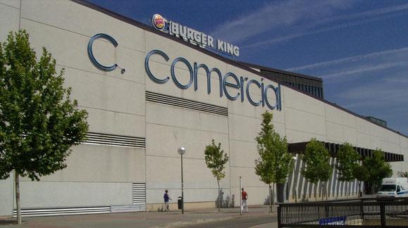 Imagen del Centro Comercial de Valdebernardo (Afuveva)