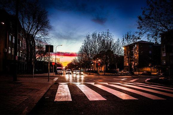 Imagen de la Calle Villablanca enviada por Óscar Bejarano