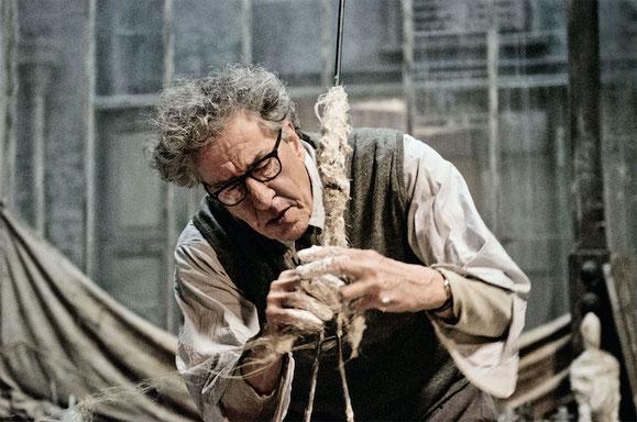 l homme qui marche Alberto Giacometti