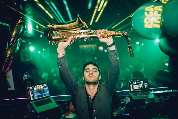 Saxophonisten - Hamburg | Hannover | Braunschweig | Bremen | DJ