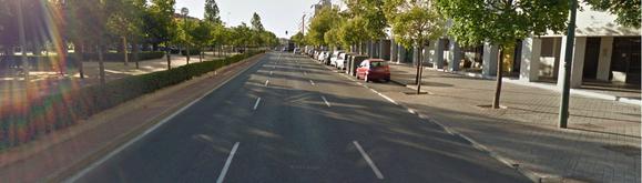 Bulevar José Prat de Valdebernardo una de las vías en la que se acometerán reformas en 2015