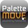 Palette MOVE z.B. für den IPAD