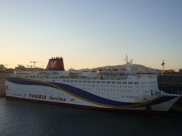 L'El Venizelos, montré du doigt par le ministre des transports