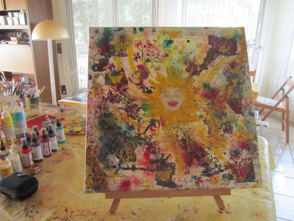 Geburtstags-Workshop 04.10.2014 - copyright