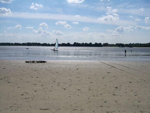 Strandbad in Wedel