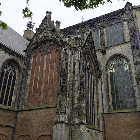 The Old Church, Delft, Netherlands