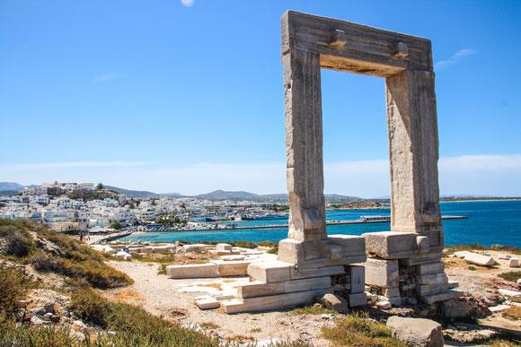 Naxos Greece With Baby