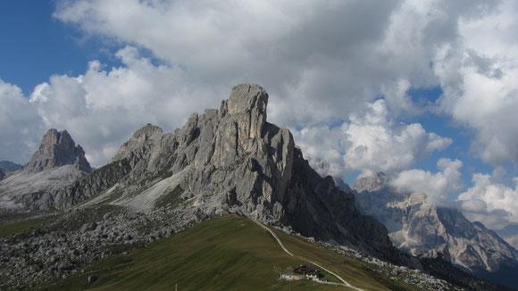 Nuvolau, Dolomites!