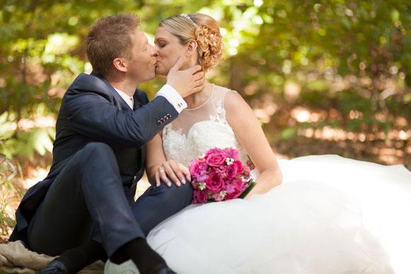 Hochzeitsshooting vom Hochzeitsfotograf