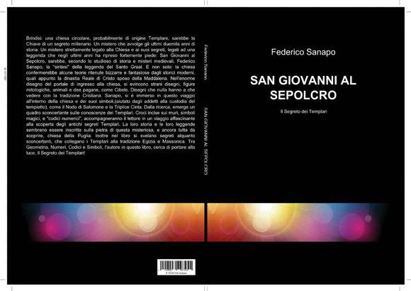 """La copertina del libro """"San Giovanni al Sepolcro"""""""