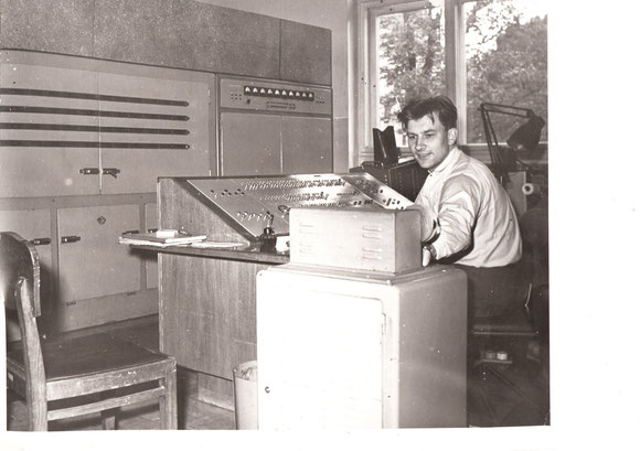 Pie skaitļoš. maš. 1964.g.