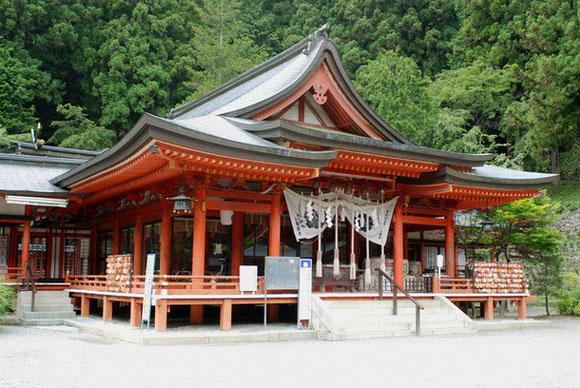 御岳金桜神社