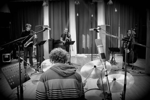 Matti Oehl Quartett (Foto: Robin Regner)
