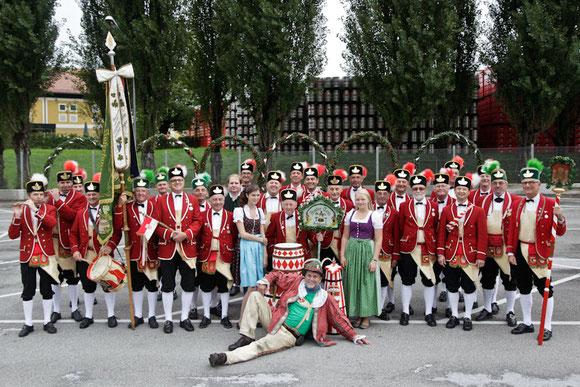 Historische Bindertanzgruppe Salzburg