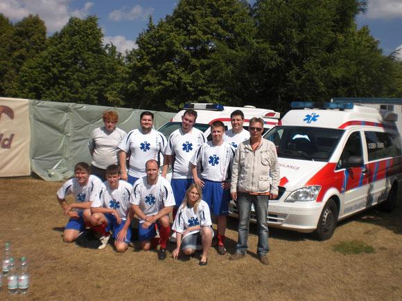 Team Müritz Ambulance 2012