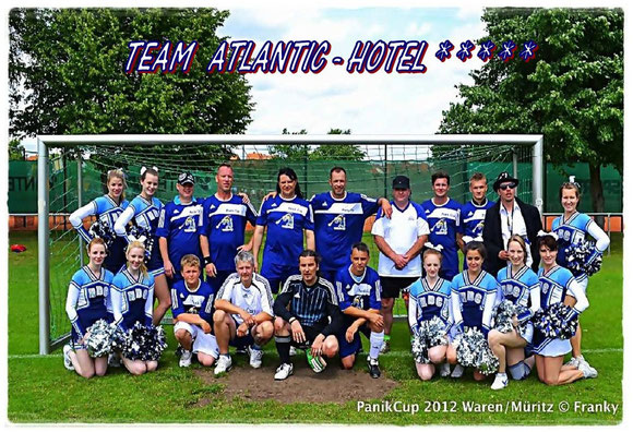 Team Hotel Atlantic 2012