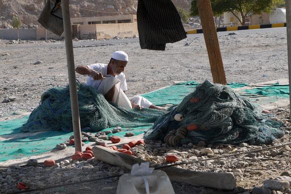 Fischfang gehört nach wie vor zu den Lebensgrundlagen.