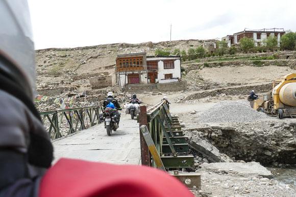 Abenteuerliche Brücken