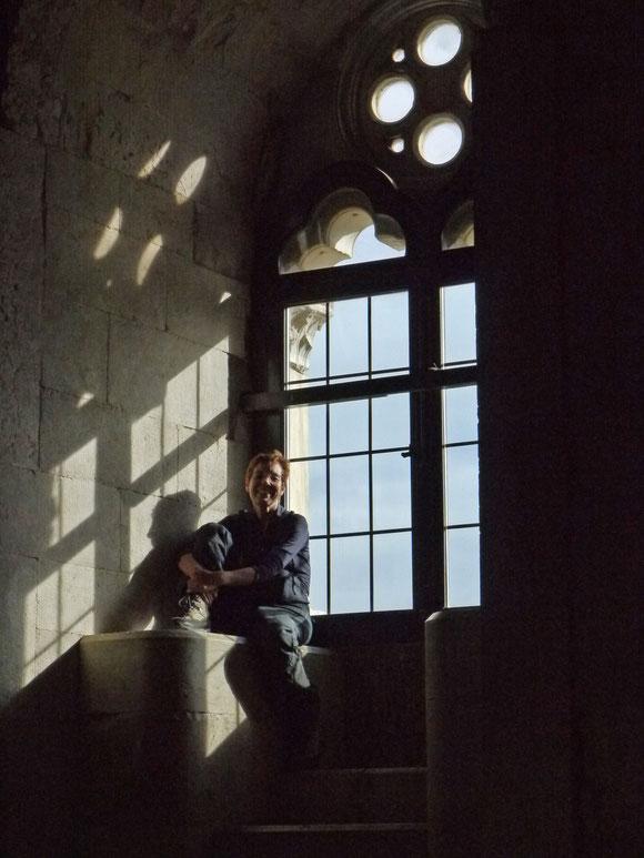 Im Castel del Monte