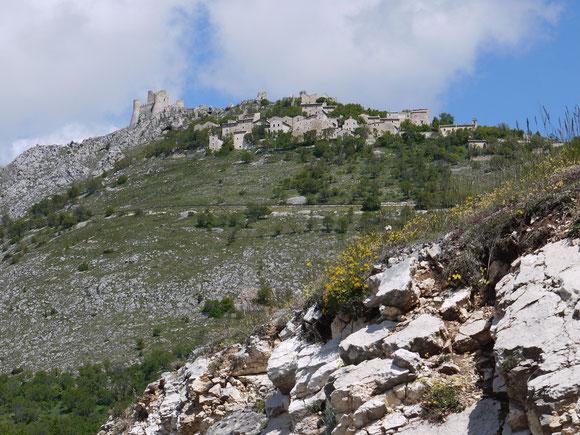 Calascio und seine berühmte Burg