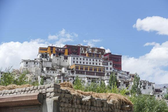 Kloster Thiksey kurz vor Leh