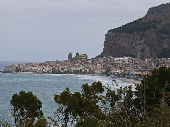 Cefalu - für uns eins der sizilianischen Highlights