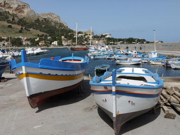 Am Rande von Palermo: Sferracavallo