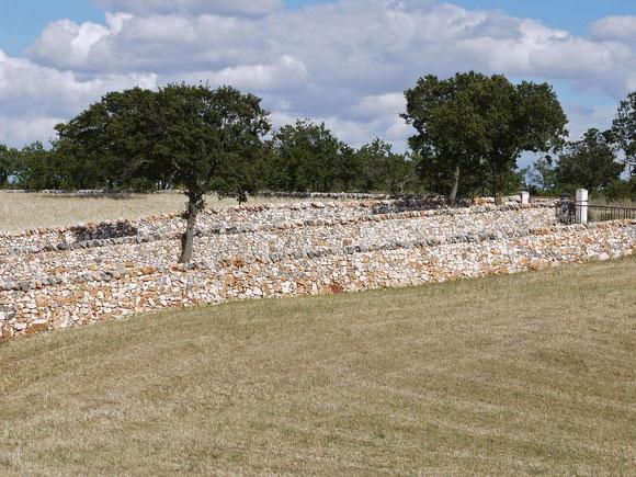 Im Land der Trulli und Feldsteinmauern