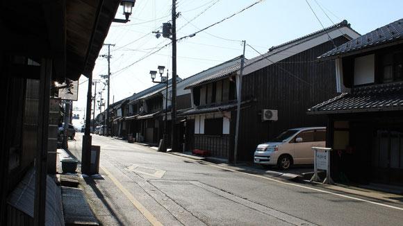 滋賀県 木ノ本宿