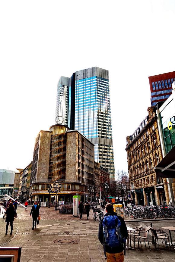 Frankfurt Mainhatten Blitzlichtkabinett