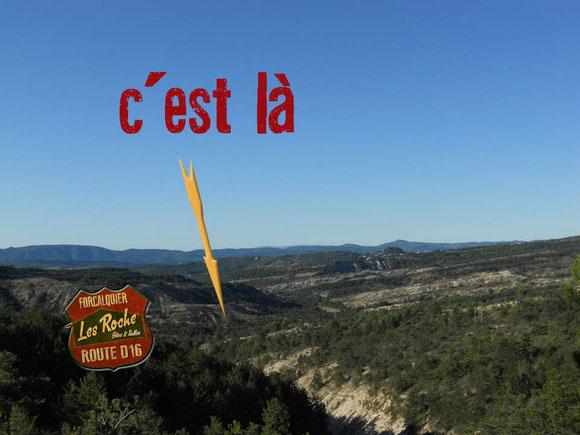 Faire la fête au gîte les Roche Forcalquier, Luberon, Provence