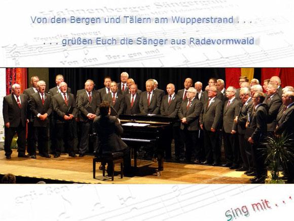 Chorkonzert 30.05.2014