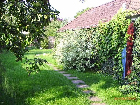 Garten von Pforte