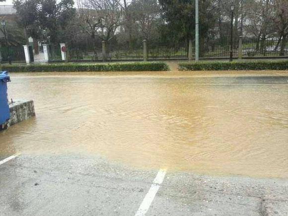 Diluvio febrerino