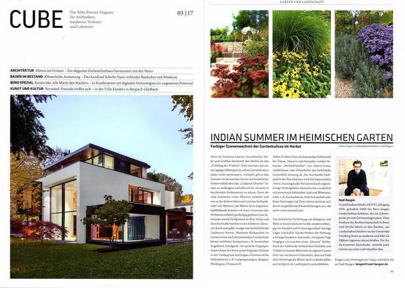 Gartentipp-Artikel besgen Landschaftsarchitektur