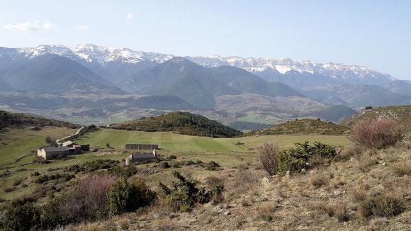 TC237 - Vistes del Cadí i Sant Mamet