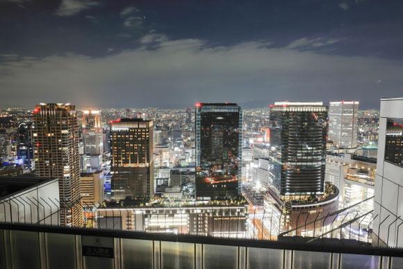 大阪の夜景 (Hiro1960さん)